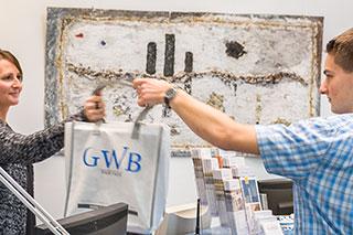 Der Belegfluss bei GWB