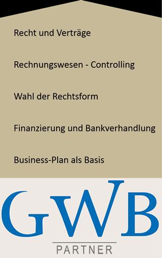 Mit GWB-Partner ein Unternehmen gründen