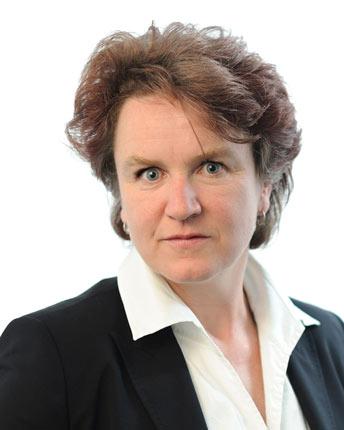 Annette Polt - Steuerberaterin bei GWB-Partner