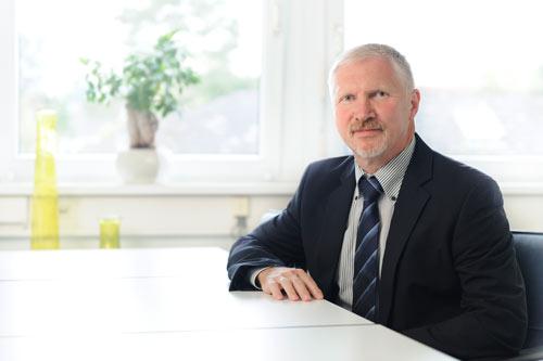GWB-Partner Achim Boller, Spezialist für die Beratung von Krankenhäusen