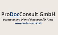 Logo von ProDocConsult