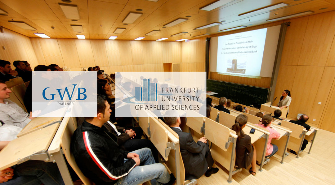 Hörsaal der Frankfurt UAS