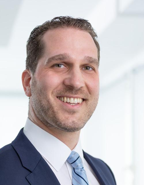 Dr. Bastian Rausch, Partner bei GWB Boller & Partner mbB